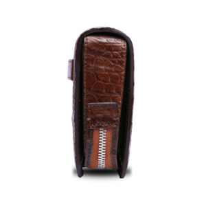 Men Fashion Clutch Bag Genuine Leather Crocodile Business Travel Wallet pictures & photos