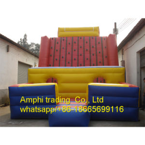 Inflatable Slide Type and Inflatable Rock Climbing Wall Inflatable Climb