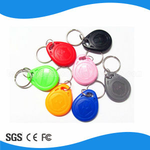 13.56MHz S50/S70 Key Tag RFID Key Fob pictures & photos