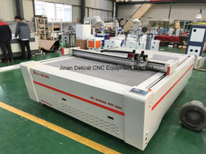 Self-Adhesive Paper Cutter Compound Materials CNC Digital Oscillation Knife Cutting Plotter Machine pictures & photos
