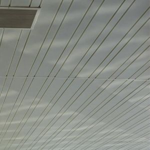 Aluminum G-Shaped Windproof Linear Ceiling with High Quality pictures & photos