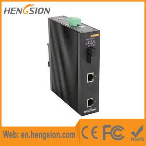 2 Gigabit Ethernet 1 Fiber Port Industrial Ethernet Network Switch