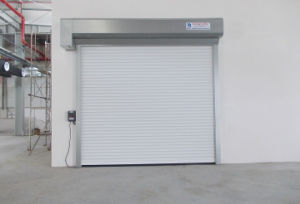 Steel Shutters Roll up Shutter Parts (Hz-FC0542) pictures & photos