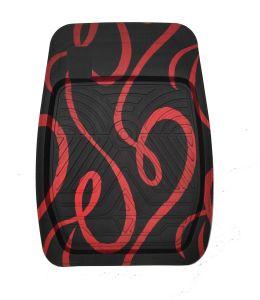 Car Carpet Tray Foot Pad Ribbon Pattern pictures & photos