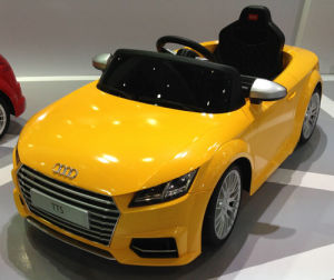 Audi Tts Children Ride on Car with License pictures & photos