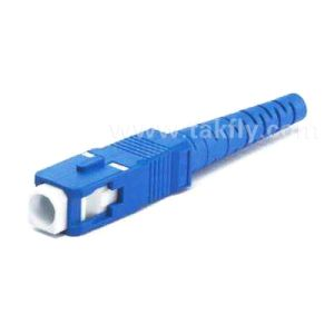 Single Mode Simplex Sc Optical Fiber Connector pictures & photos