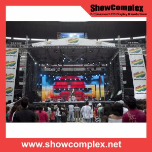 Full Color P4 Outdoor LED Display pictures & photos
