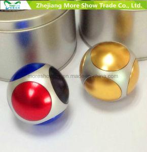 Soccer Fidget Spinner Football Hand Spinner Fingertips Gyro 5 Bearing Fidget Toy pictures & photos