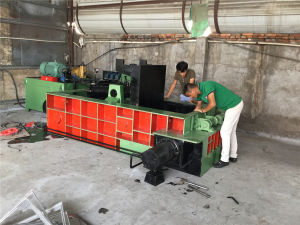 Y81f-160 Hydraulic Metal Baler pictures & photos