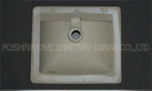 Made in China Small Ceramic Hand Wash Basin pictures & photos