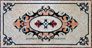 Bisazza Bouquet Mosaic Pattern Tile for Wall Decoration pictures & photos