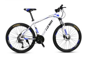 "26""/27.5""/29"" with Shimano Derailleur 27-Speed Aluminum Alloy Mountain Bike pictures & photos"