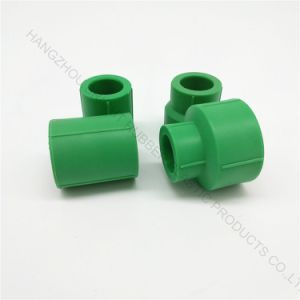 Hight Quality Injection Plastic Pipe Connector Customized for Industry Use pictures & photos