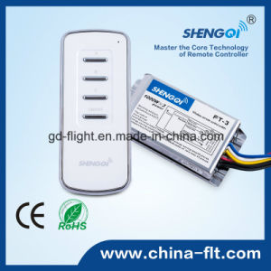 High Quality 3 Channel Wireless RF Remote Control pictures & photos