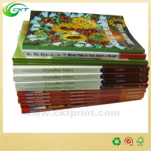A4 Boutique Full Color Cook Book Printing with Hot Glue (CKT-BK-421) pictures & photos