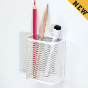 Stationery Holder for Desk/ Metal Mesh Stationery Magnetic Hanaging/ Office Desk Accessories pictures & photos