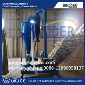 Mobile Pneumatic Conveyor for Granular Material /Grain Conveyor pictures & photos