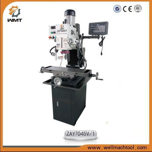 Vertical Milling and Drilling Machine ZAY7045V/1 with CE Standard pictures & photos