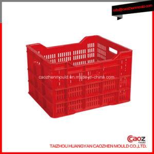 Plastic Injection Crate Molding for Putting Tomatoes pictures & photos