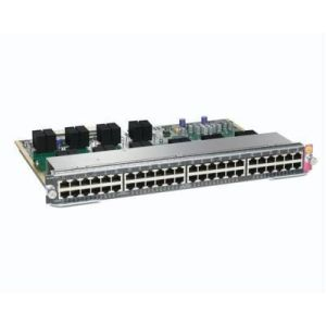 New Cisco Ws-X4648-RJ45-E= 48 Port Line Core Network Switch pictures & photos