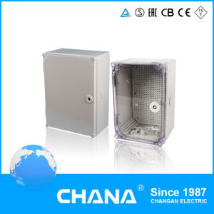Engineering Box Hinge Locking Distribution Box with IP65 pictures & photos