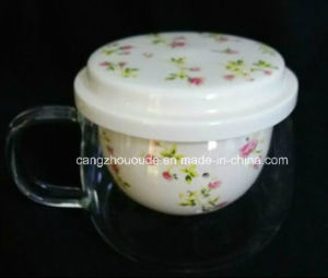 Wholesale Handblown Borosilicate Glass Cup