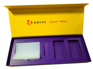 Custom Cmyk Printed Tuck End Empty Foladble Cosmetic Box Colorful Paper Gift Boxes pictures & photos