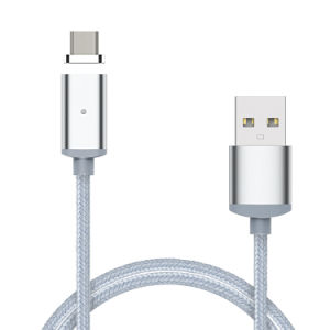 Micro USB Cable, Driver Download  Data Cable Magnetic USB Charging Cable One Second Charging and Strong Magnet pictures & photos