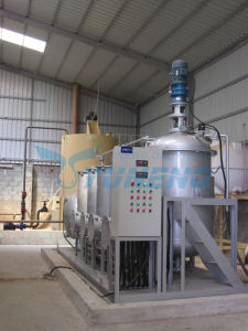 Automatic Waste Tire Oil Cleaning Machine pictures & photos