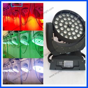 LED Stage Light Moving Head 36PCS*12W Zoom pictures & photos