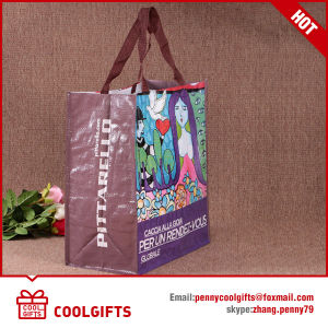 Special Customized Laminated Non Woven Shopping Bag, Woven PP Bag pictures & photos
