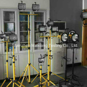 Quality Control/Final Inspection Service for Lighting Test/Testing pictures & photos