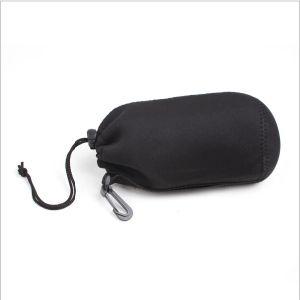 Remote Controller Protective Bag Storage Bag Portable Sack Black