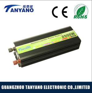 2500W 12V DC to AC 220V Power Inverter with Charger