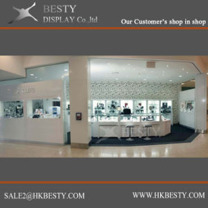 Customized jewelry Watch Shop Display Showcase Design pictures & photos