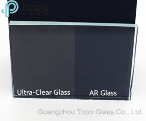 3mm-12mm Nano Anti-Reflective Glass / Ar Building Glass (AR-TP) pictures & photos