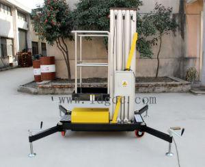 8meters Aluminium Hydraulic Lift Table (GTWY8-100)