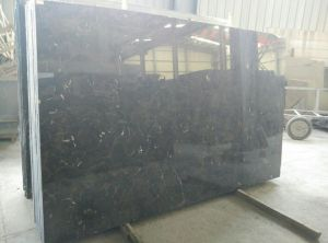 Chinese Light and Dark Emperador Marble Tiles/Slabs pictures & photos