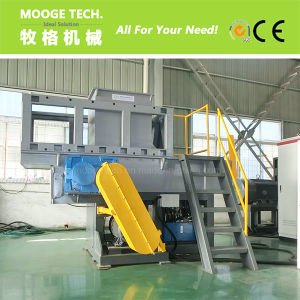 Single Shaft plastic lumps shredder machine pictures & photos