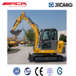 XCMG Excavator Xe40 with 4t Operating Weight pictures & photos