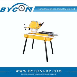 DTS-350 110mm wet dry table saw for brick / tile pictures & photos