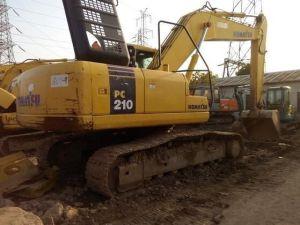 Used Komatsu PC210-7 PC220-7 PC200-7 Crawler Excavator pictures & photos