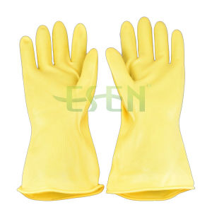 Household Rubber Gloves Household Cleaning Gloves Household Washing Gloves pictures & photos
