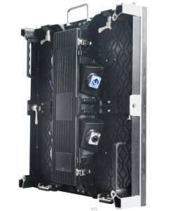 Outdoor CCC Ce RoHS P4.81 Rental LED Display Panel for Stage pictures & photos