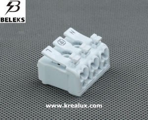Beleks VDE UL Approved Nylon Cable Connector (P02-D3) pictures & photos