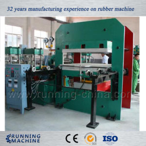 Huge Frame Structure Rubber Hydraulic Vulcanizing Press Machine (Xlb-D800X800) pictures & photos