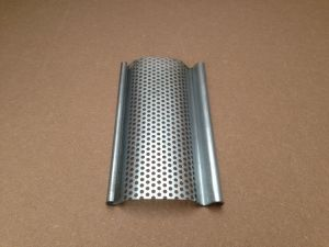 Gi Galvanized Steel / Alu-Zinc Rolling Shutter Door pictures & photos