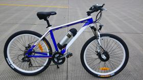 Trendy Design 36V 10.4ah Samsung Lithium Bottle Battery Mountain E-Bike pictures & photos