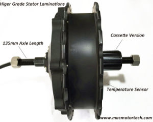 Mac Electric Bike Motor (rear /front) pictures & photos