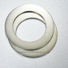 Shk009-Rare Earth Permanent Neodymium Tile Ring Motor Magnet (N38) pictures & photos